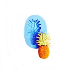 Silikonform Ananas