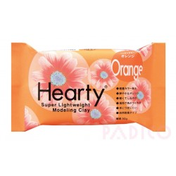 Hearty orange