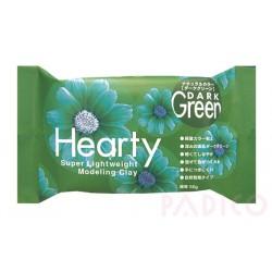 Hearty vert foncé