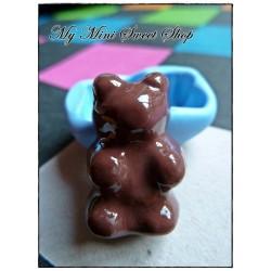 Moule nounours en chocolat
