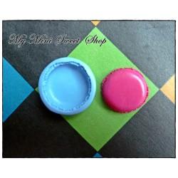 Silikonform Macaron - 2cm