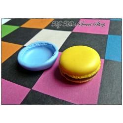 Silikonform Macaron - 3cm
