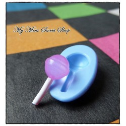 Silicone macroon mould - 4cm