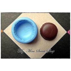 Silicone macroon mould - 18mm