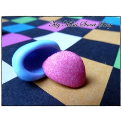 Molde de mini macaron - 10mm
