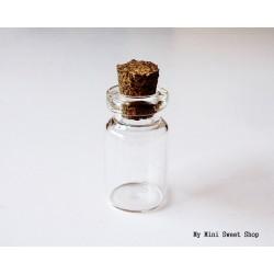 Glasfläschchen - 35mm