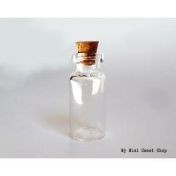 Frasco de vidrio - 35 mm