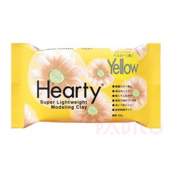 Hearty - Super lightweight modeling clay - Yellow