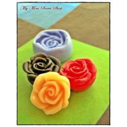 Moule rose