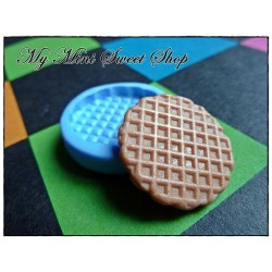 Small waffle mould