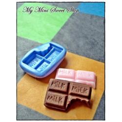 Mal mini chocolade - 10mm