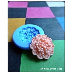 Blumenstrauß Silikonform