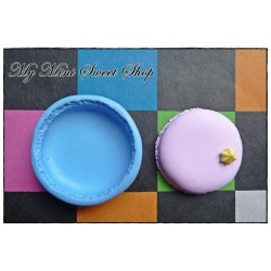 Stampo macaron - 4cm