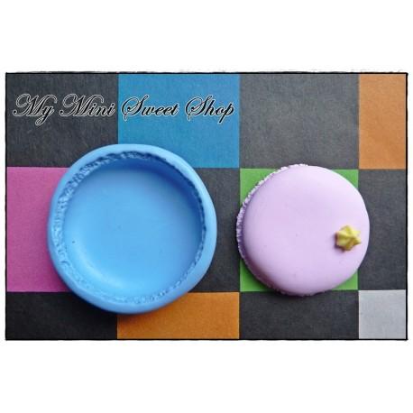 Silikonform Macaron - 4cm