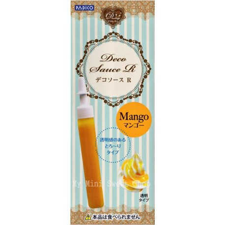 Faux coulis - Mangue