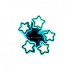 Blauer Stern Polymer Clay Stick