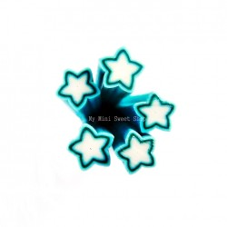 Cane étoile bleue