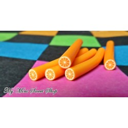 Cane Fimo orange