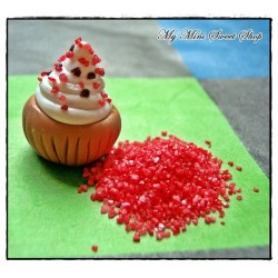 Suiker imitatie - Aardbei