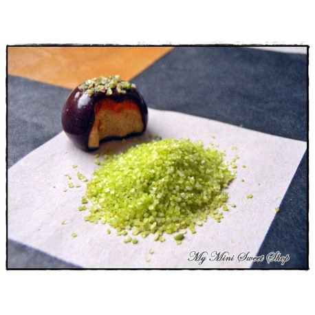 Pistachio fake sugar
