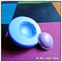 Silikonform mini Macaron 10mm