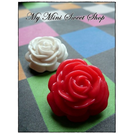 Moule rose 3cm