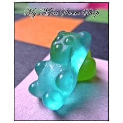 Silikonform gummi Bär 22mm