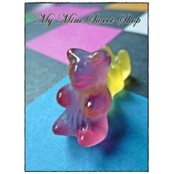 24mm Gummy bear mould