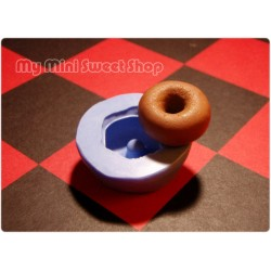 Silikonform Donut 2cm