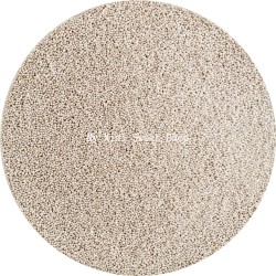 Silver microbeads
