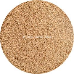 Micro perlas doradas