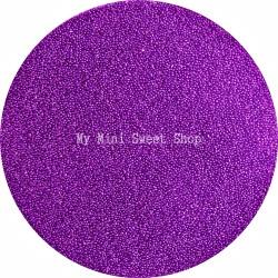 Purple microbeads