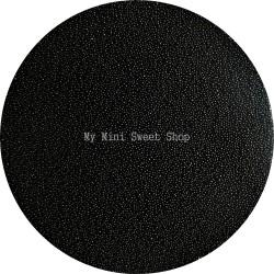 Microperlen schwarz