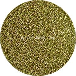 Mini perlas verde
