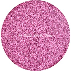 Pink microbeads