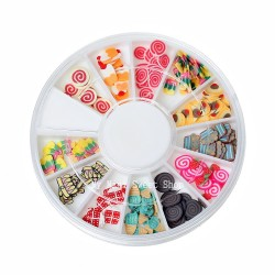 120 Sweets slices box