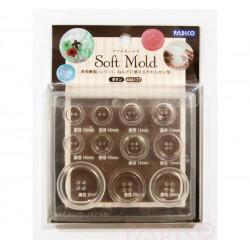 Moule boutons de Padico