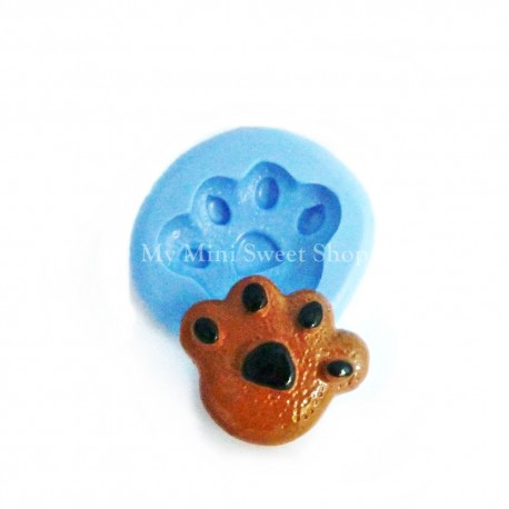 Animal paw mould