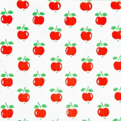 Self adhesive foil Apple