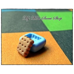 Moule mini biscuit 9mm