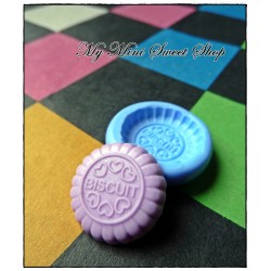 15mm round cookie mould
