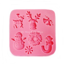 Christmas mould