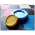 Silikonform 23mm Torte