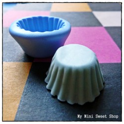 Stampo base cupcake 24mm