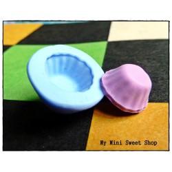 Molde de base de cupcake 12mm