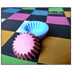28mm cupcake base mould