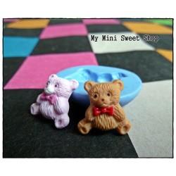 Silikonform 16mm Teddybär